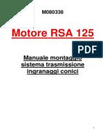 RSA 125 ManualeCoppiaConica 2009 081106