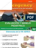 32 Evaluacion y Manejo Pediatrico 2012