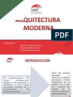 Arq. Moderna 23-03-2014