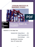 Pipavav Port Project