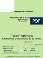 Notas FFCC U05 Resistencias Al Movimiento