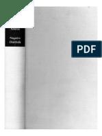 [Adorno Theodor W] Negative Dialektik(BookZa.org)