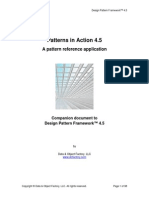 Patterns in Action 4.5