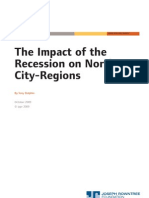 The Impact of Recession on Northern City Regions