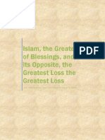 Islaam, The Greatest Blessing(eBook)