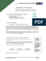 Sesion 01- Fundamentos Algoritmos y Programas