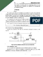Two Wattmeter Method for Measurement of 3Phase Power
