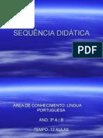 Sequencia Didatica Portugues