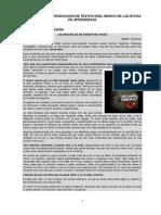 EL MODELO SOCIOCOGNITIVOLINGÜÍSTICO PARA LA PRODUCCIÓN Y COMPRENSIÓN DE TEXTOS