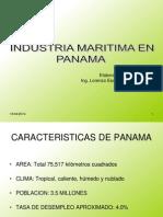 Industria Maritima en Panama