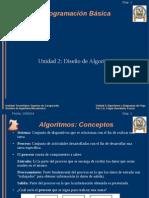 Programación Básica Unidad 2