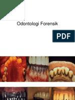 Odontologi Forensik Human Dentition