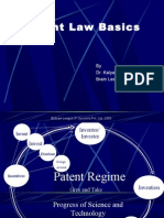 Patent Law Basics