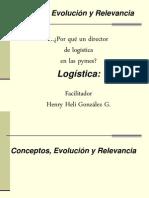 2 HistoriaComponentesBasicosSCM de Porque Direc Logist Pymes