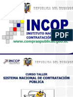Presentacion SNCP-1