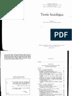 BIRNBAUM, Pierre CHAZEL, François -Teoria Socilogica