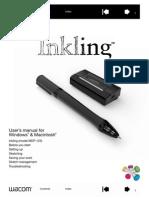 Inkling Users Manual