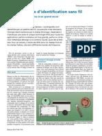 RFID – système d'identification sans fil