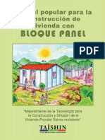 Manual Bloque Panel