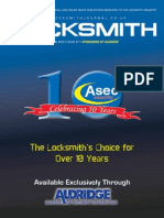 The Locksmith Journal Jul-Aug 2013 - Issue 27