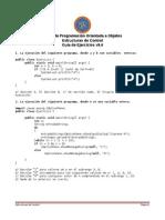 Guia de Ejercicios de Estructuras de Control - G3