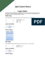 Digital System Basics
