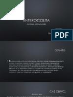enterocolita - capcana de dagnostic