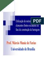 Barragem - Analise de elementos finitos na fase construcao da barragem .pdf
