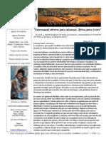 Carta Misionera Marzo-Abril 2014
