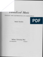Xenakis - Formalized Music