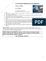 college essay guide 2014 final