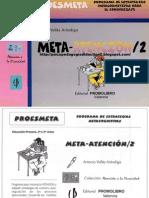 Atención. Meta-atención 2 (2º y 3º ciclo) (Promolibro)