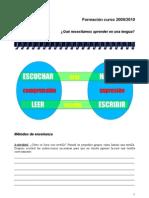 ¿Cómo dar clases de español como L2? Materiales complementarios
