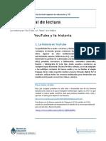 2013 Mt1 Historia Youtube Mat Lectura Clase1