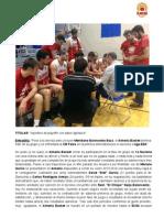 Aperitivo de playoffs con sabor agridulce  - Almería Basket 70 - 76 Meridiano Baloncesto Baza