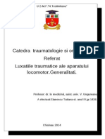 Referat Trauma.stanescu T.
