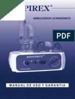 Nebulizador Manual