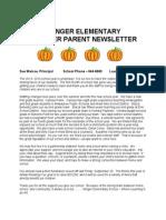 october 2013 newsletter1