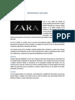 Monografía Caso Zara