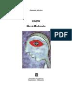 Dossier per treballar els contes de Mercè Rodoreda