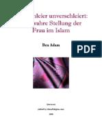 Der Schleier unverschleiert! Die Frau im Islam