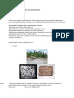Berbagai Jenis Batuan Dan Karakteristiknya