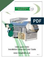 Washer Operator Manual Web