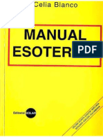 Manual Esotérico C. Blanco