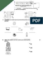 PRÁCTICA DE COMUNICACIÓN N°2  1RO