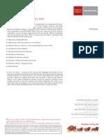 Wells Fargo Business Software Themes 2014