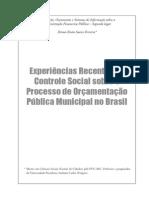 Ferreira 2006 Experiencias-recentes
