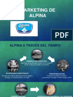 Marketing de Alpina