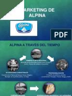 Marketing de Alpina