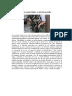 Mercenarios Latinos en Ejercitos Privados